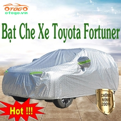 Bạt Che Phủ Xe TOYOTA FORTUNER Cao Cấp