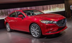 CHE NẮNG XE MAZDA 6