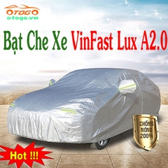 Bạt Che Phủ Xe VinFast LUX A 2.0 Cao Cấp