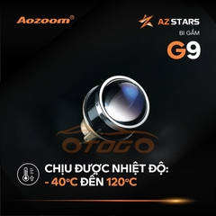 đèn gầm aozoom slight light