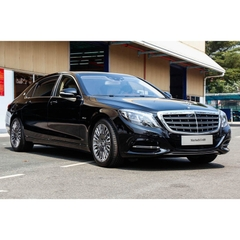 Bạt Che Phủ Xe Mercedes Mayback S600 Cao Cấp