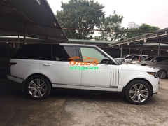 tấm che nắng xe Range Rover HSE Autography