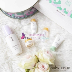 Set Tinh Chất First Care Cao Cấp Sulwhasoo