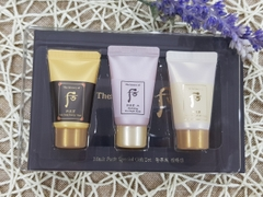 Set mặt nạ đặc biệt Whoo Gongjinhyang Mask Pack Special Gift Set