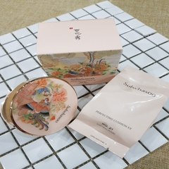 Cushion Sulwhasoo Hồng  Pefecting Cushion EX No 21 Natural Pink