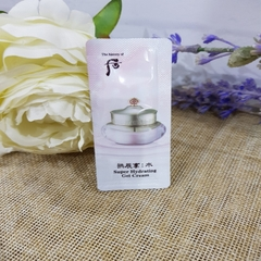Kem dưỡng Whoo Super Hydrating Gel Cream