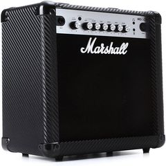 Ampli Guitar Marshall MG15CFR Carbon Fibre Series 15W Combo