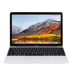 The New Macbook 12 inch 2017 Bạc Core M5/ Ram 8Gb/ SSD 256Gb