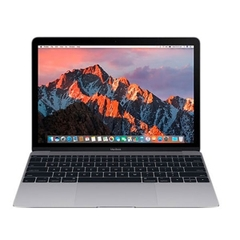 The New Macbook 12 inch 2017 Xám Core M3 1.2Ghz/ Ram 8Gb/ SSD 256Gb