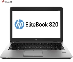 "Laptop HP EliteBook 820 G1 Core i5 4300U/ Ram 4Gb/ HDD 250Gb/ 12.5"" HD"