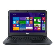 Laptop Dell Inspiron 3467 Core i5 7200U/ Ram 4Gb/ HDD 1 Tb/ Màn 14 inch