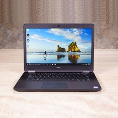 Laptop Dell Latitude E5470 Core i7 6600U Ram 8Gb SSD 128Gb/ Màn 14 inch HD+