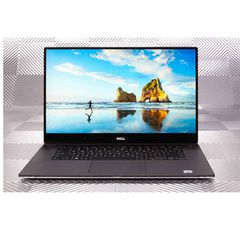 Laptop Dell Precision 5520 Core i7 7820HQ/ Ram 32Gb/ SSD 512GB/ Quadro M1200/ 15.6 inch 4K Touch