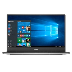 Laptop Dell XPS 13 9360 Silver Core i7 7500U/ Ram 8GB/ SSD 256GB/ Màn 13.3 inch FHD