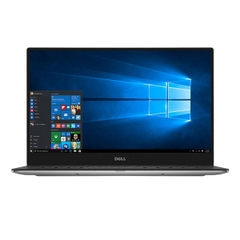 Laptop Dell XPS 13 9360 Silver Core i5 7200U/ Ram 8Gb/ SSD 128Gb/ Màn 13.3 inch FHD Touch