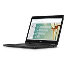 Laptop Dell Latitude E7270 Core i5 6300U/ Ram 8Gb/ SSD 256Gb/ Màn 12.5