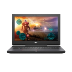 Laptop Dell G7 7588 Core i7 8750H/ Ram 8Gb/ SSD 128Gb + 1TB HDD/ GTX 1060/ Màn 15.6