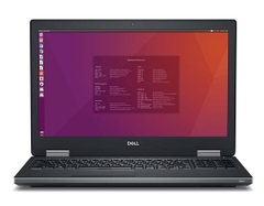 DELL PRECISION 7730 CPU INTEL CORE I7 8750H RAM 16GB Ổ 512G SSD + 1T HDD VGA P4200 LCD 17.3 INCH
