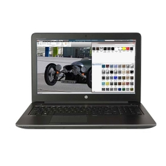 "Laptop HP Zbook 15 G4 Core i7 7820HQ/ Ram 16Gb/ SSD 512Gb/ VGA M2200/ Màn 15.6"" FHD"