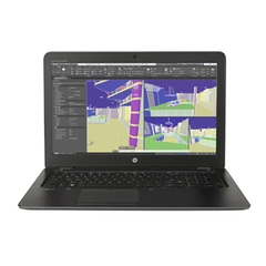 "Laptop HP Zbook 15U G3 Core i7 6500U/ Ram 8Gb/ SSD 128Gb + HDD 500Gb/ VGA AMD W4190/ Màn 15.6"" FHD Touch"