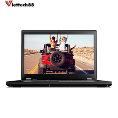 Laptop Lenovo ThinkPad P50 Core i7 6820HQ/ Ram 16Gb/ SSD 512Gb/ VGA Quadro M2000M/ Màn 15.6