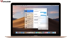 MACBOOK 2018 M3 1.2GHZ/ 8GB RAM/ SSD 256GB/ GOLD NEW