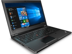 Lap Top ThinkPad P53  Core i7 9750H / RAM 16GB / SSD 512GB / T1000 /15.6 inch FHD