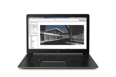 Laptop HP ZBook Studio 15 G4 Core i7-7820HQ, 8GB, 256GB, VGA 4GB NVIDIA Quadro M1200, 15.6 inch FHD