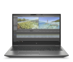 Laptop HP ZBook 15 G7  I7 10750H/ 16GB/ 512GB SSD/ NVIDIA Quadro T1000 4GB/ 15.6FHD