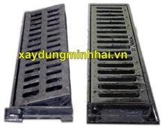 Lưới chắn rác gang Cầu KT: 980x280mm