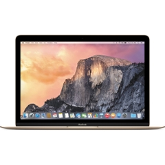 Macbook Retina 12 Inch - MK4N2 / Core M 1.2 / Ram 8GB / SSD 512GB / Gold / New 99%