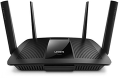 Linksys EA8500 MAX-STREAM™ AC2600 MU-MIMO smart wifi fouter
