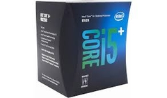 CPU Intel Core i5 9400 2.9 GHz turbo up to 4.1 GHz /6 Cores 6 Threads/ 9MB /Socket 1151/Coffee Lake