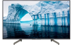Android Tivi Sony 4K 49 inch KD-49X8000G Model 2019