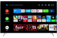 Android Tivi Sony 4K 75 inch KD-75X8050H Model 2020