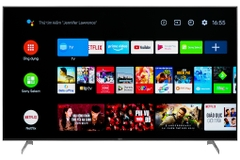 Android Tivi Sony 4K 85 inch KD-85X9000H Model 2020