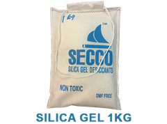 Hạt chống ẩm Container Silica gel 1000g