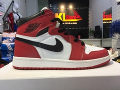 Nike Air Jordan 1 White Red