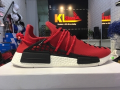 NMD Human Racer Red