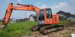Hitachi ZX135US