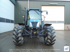 Máy kéo New Holland T4030 Supersteer