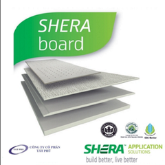 Tấm Shera Board Application Solutions Thái Lan