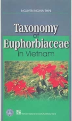 Taxonomy of Euphorbiaceae