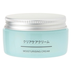 Kem Dưỡng Da Muji Japan Clear Care Moisturising Cream 45g
