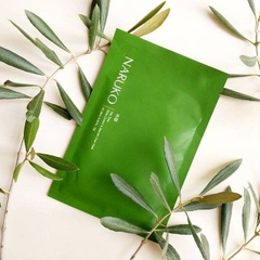 Mặt Nạ Naruko Tea Tree Shine Control & Blemish Clear Mask Hộp 10 Miếng