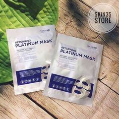Mặt Nạ Platinum Mask Returning Doctors Lab Clinical Skin Care Korea