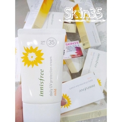 Kem Chống Nắng Innisfree Daily Uv Protection Cream Mild SPF35 PA+++