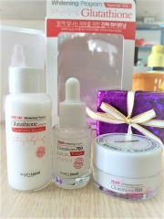 Set dưỡng trắng mini Gluathione whitening program special kit