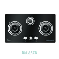 Bếp Gas âm Birillo - Model BMA3CB