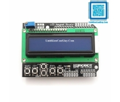 LCD 1602 Keypad shield Arduino